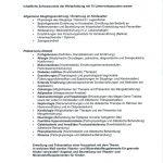 Pädiatrie Inhaltliche Schwerpunkte