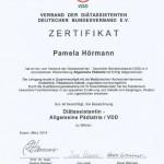 Mitglied im deutschen Bundesverband der Diätassistenten